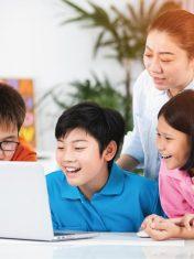 Những lý do nên sử dụng phần mềm học tiếng Anh giao tiếp cho trẻ